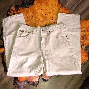 Lee men's beige khaki pants